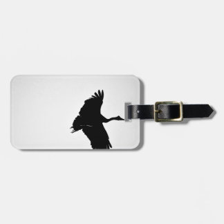 MAGPIE GOOSE QUEENSLAND AUSTRALIA LUGGAGE TAG