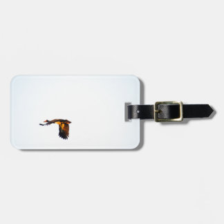 MAGPIE GOOSE RURAL QUEENSLAND AUSTRALIA LUGGAGE TAG