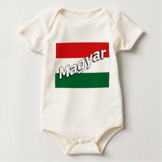 Magyar Baby One piece Baby Bodysuit