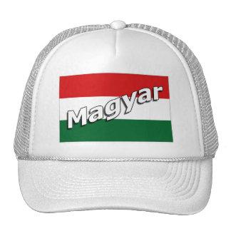 Magyar baseball cap trucker hat