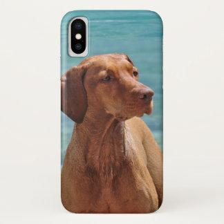 Magyar Vizsla Dog iPhone X Case