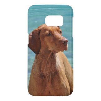 Magyar Vizsla Dog Samsung Galaxy S7 Case
