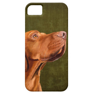 Magyar Vizsla portrait Case For The iPhone 5