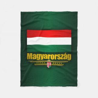 Magyarorszag (Hungary) Fleece Blanket