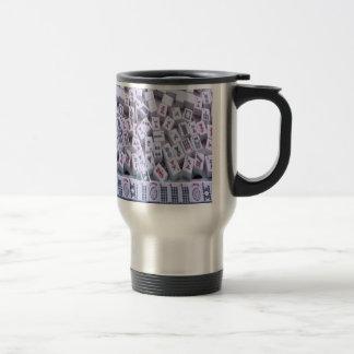 MAH JONG Travel Mug