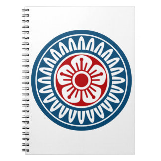 Mah-jongg 牌 only 1 tube ihi ゚ n _locos ゙ - 01 spiral notebook