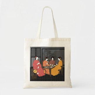 Mah Jongg Chinese Ladies Bag