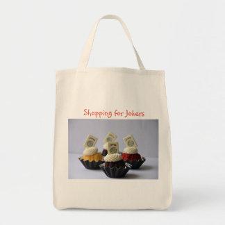 Mah Jongg Grocery Bag