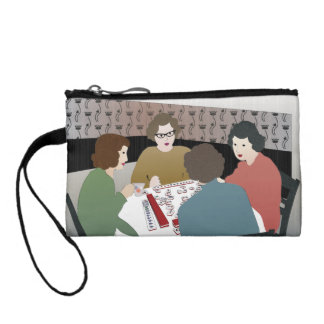 Mah Jongg Women Purse