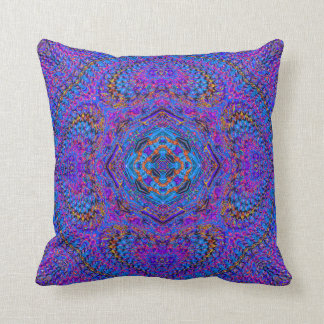 """Maharani"" Indian-Style Mandala pillow"