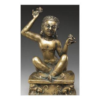 Mahasiddha, the Flower King Stationery