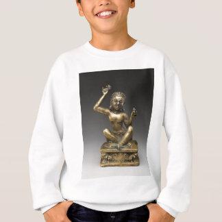 Mahasiddha, the Flower King Sweatshirt