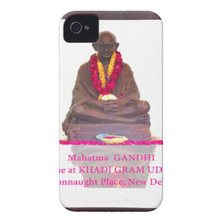 Mahatma GANDHI Father of Nation India iPhone 4 Case-Mate Case
