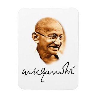 Mahatma Gandhi Magnet