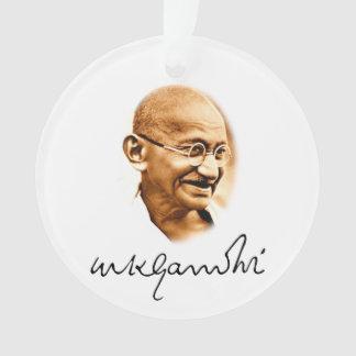 Mahatma Gandhi Ornament