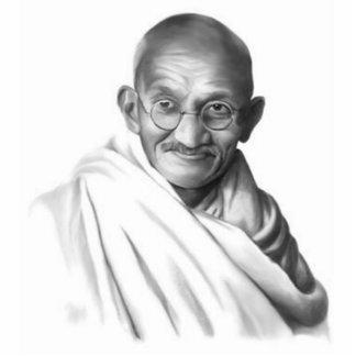 Mahatma Gandhi sculpture Standing Photo Sculpture