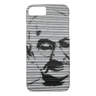Mahatma Gandhi Street Art iPhone 7 Case