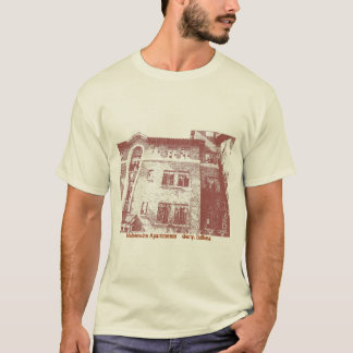 Mahencha Apartments    Gary, Indiana T-Shirt