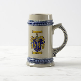 Maher Coat of Arms Stein / Maher Crest Stein