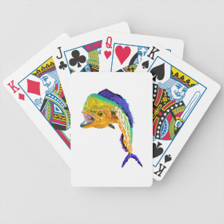 Mahi Fever Bicycle Playing Cards