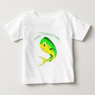 Mahi Future Fishing Buddy Baby T-Shirt