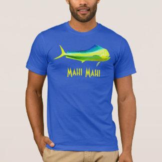 Mahi Mahi fish logo T-Shirt