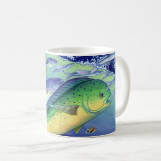 Mahimahi and Ahi Coffee Mug