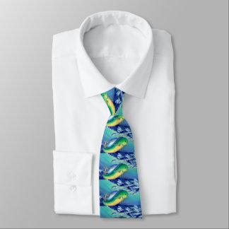 Mahimahi (Dolphinfish) Tie