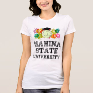Mahina State: Home of the Fighting Moons T-Shirt