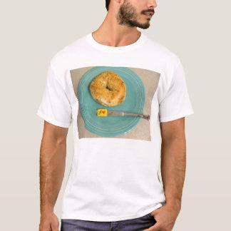 Mahjong Bagel Breakfast T-Shirt