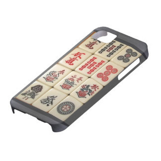 Mahjong iPhone 5 Cover