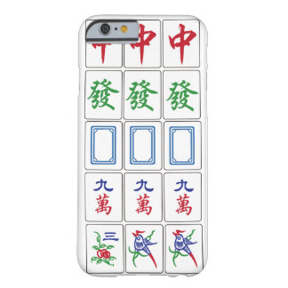 MahJong Master Barely There iPhone 6 Case