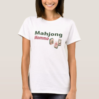 Mahjong Momma T-Shirt
