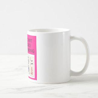 MAHJONG player Coffee Mug