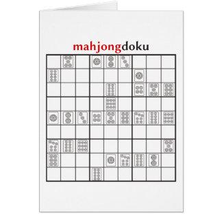 mahjongdoku circle card