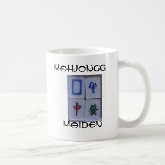 Mahjongg Maiden Coffee Mug