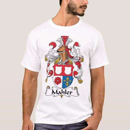 Mahler Family Crest T-Shirt