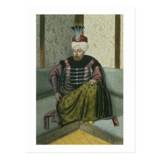 Mahomet (Mehmed) IV (1642-93) Sultan 1648-87, from Postcard