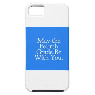 Mai la 4ème catégorie soit avec vous cadeau coque Case-Mate iPhone 5
