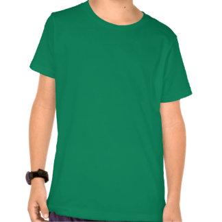 Mai la chance de l'irlandais soit là avec vous tee-shirt