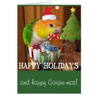 Maia Holiday Greeting Card