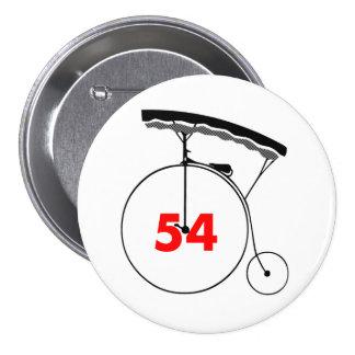 Maid 54 3 inch round button