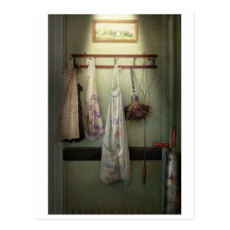 Maid - Always so much housework Postcard