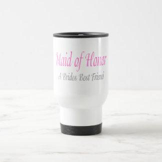 Maid Of Honor (A Brides Best Friend) Coffee Mug