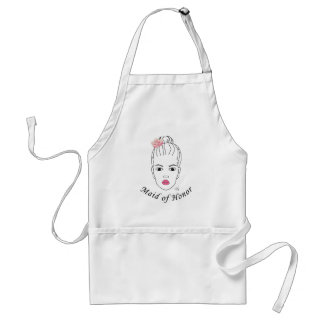 Maid of Honor Apron