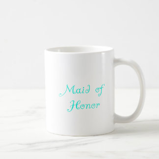Maid of Honor Coffee Mug
