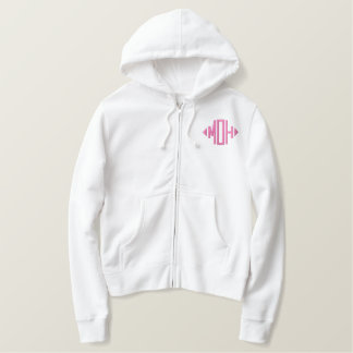 Maid of Honor Embroidered Hoodie