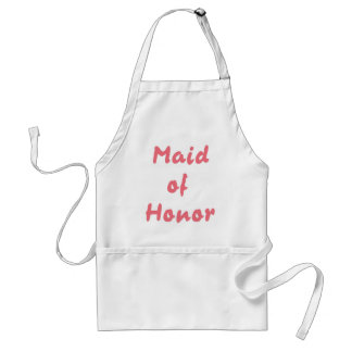 Maid of Honor Standard Apron