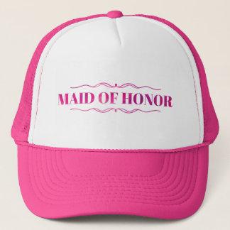 Maid of Honor Trucker Hat