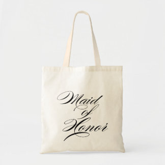 Maid of Honor wedding gift tote